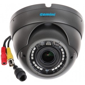KAMERA WANDALOODPORNA IP GT-CI22V3-28VF - 1080p 2.8 ... 12 mm GEMINI TECHNOLOGY